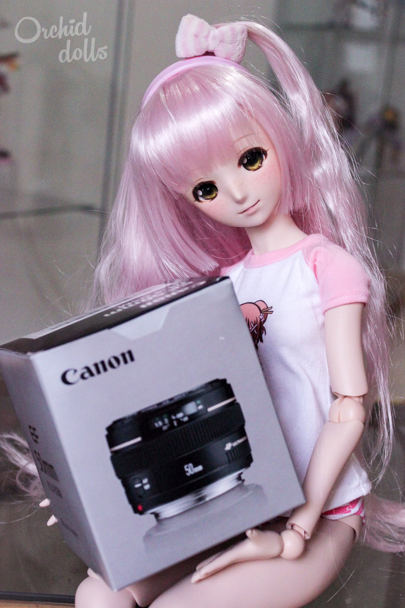 Dollfie Dream objetivo