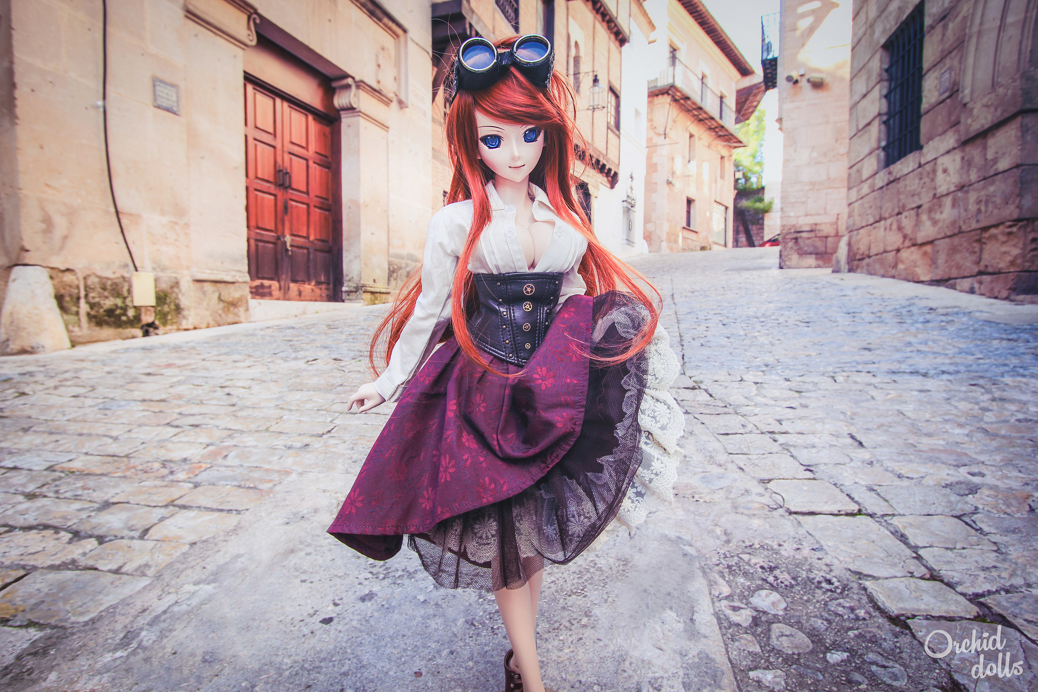 Dollfie Dream steampunk