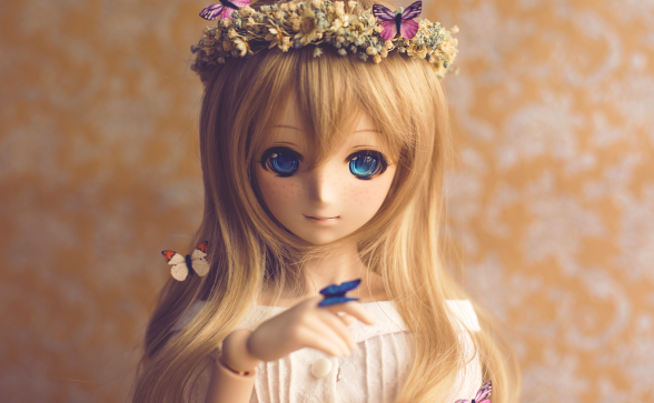 Dollfie Dream Fotografia