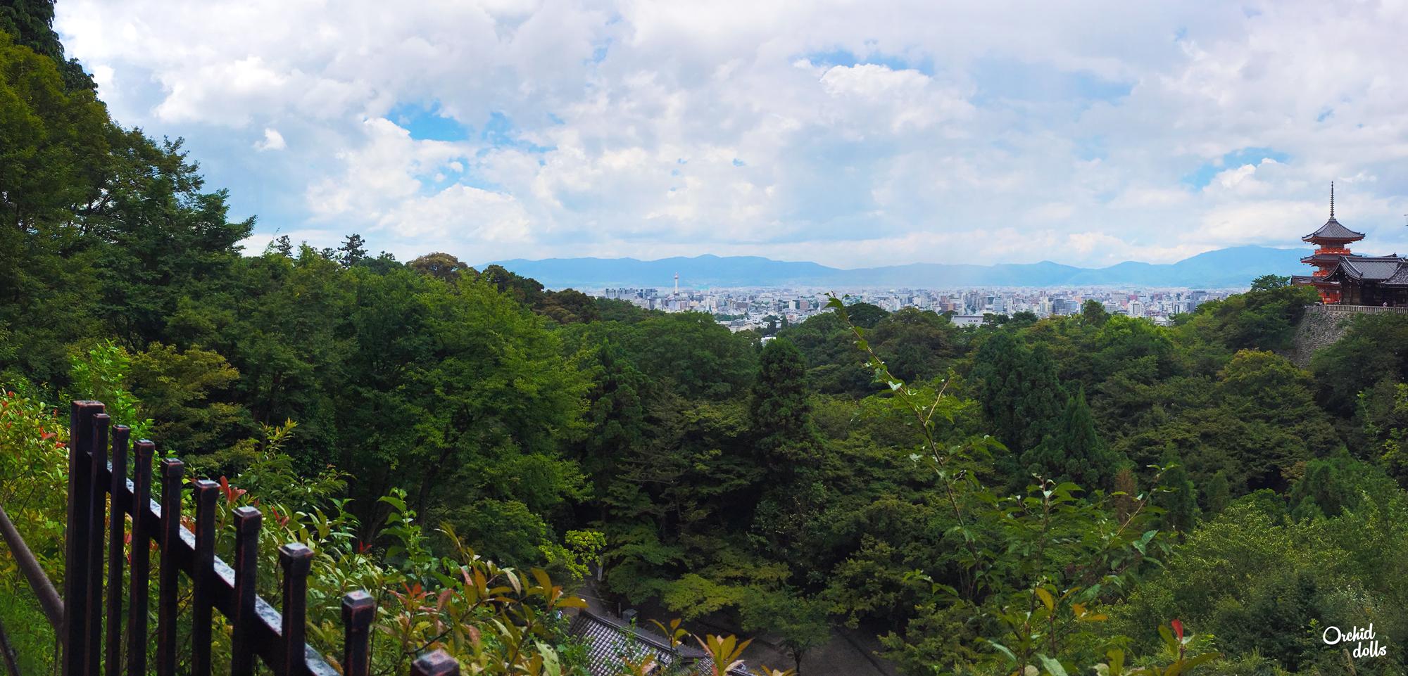 Kiyomizu-dera, Kioto