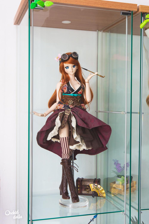 dollfie dream yuuko