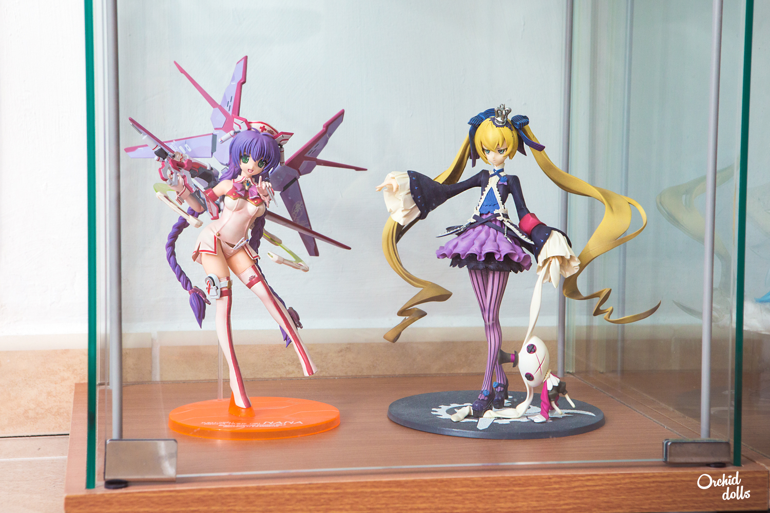 my figure collection