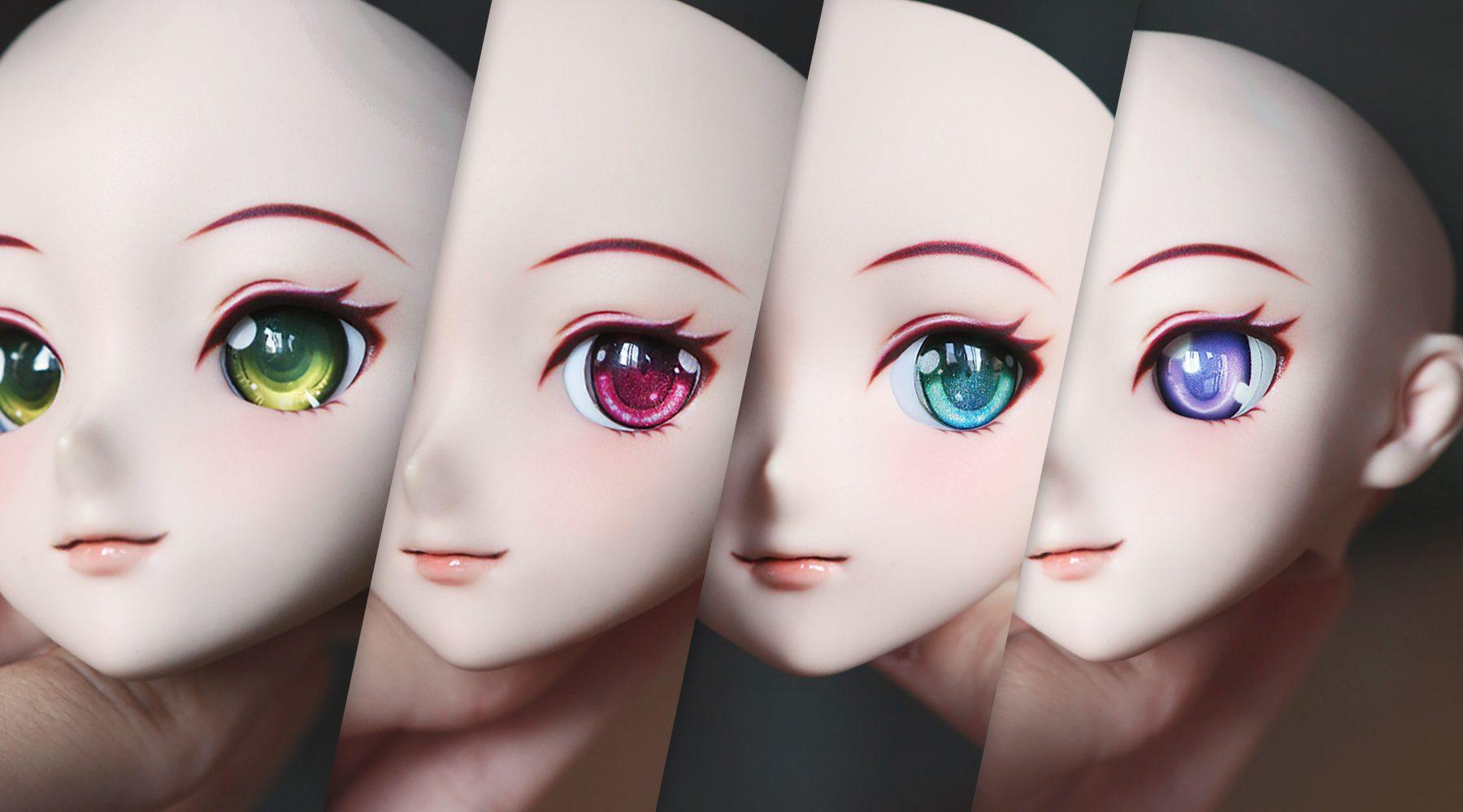 Dollfie Dream eyes