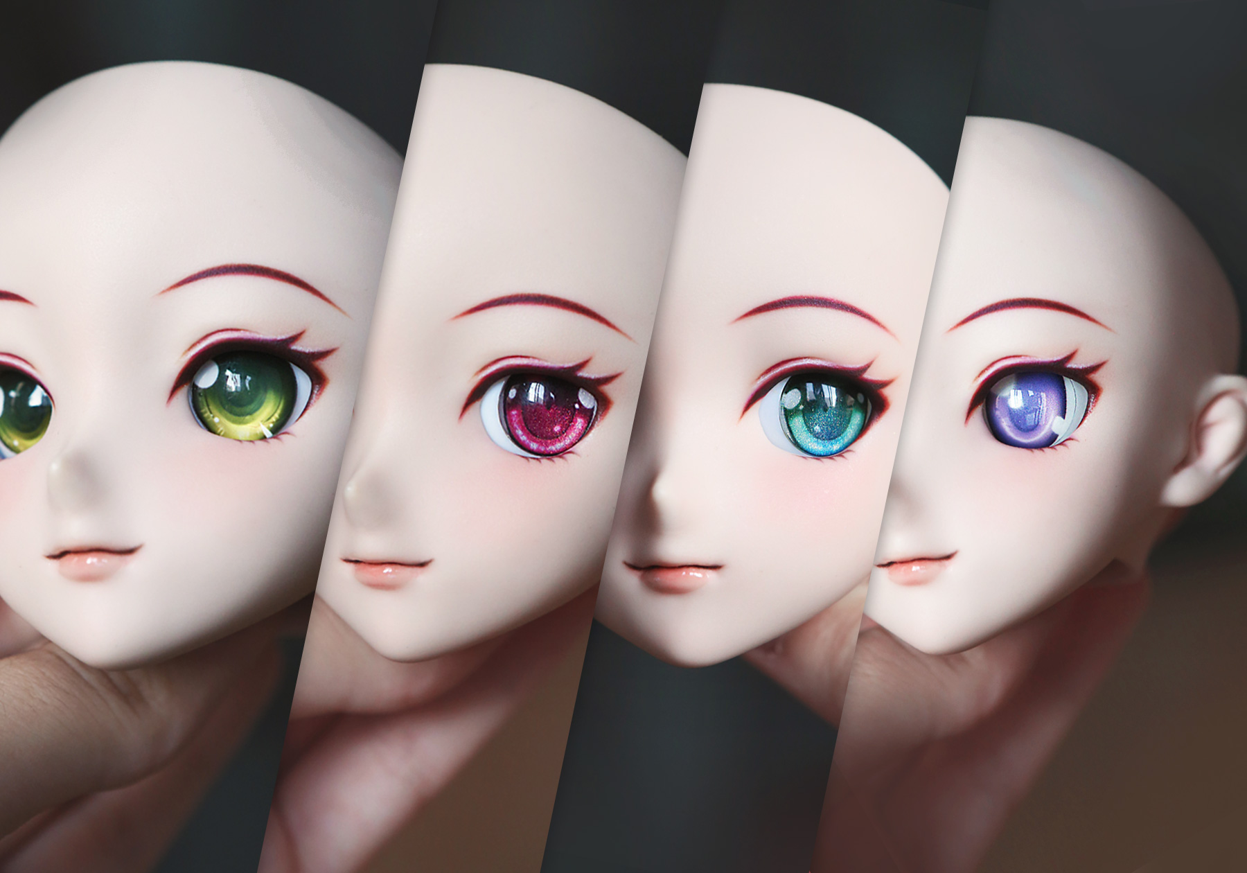 Dollfie Dream eyes