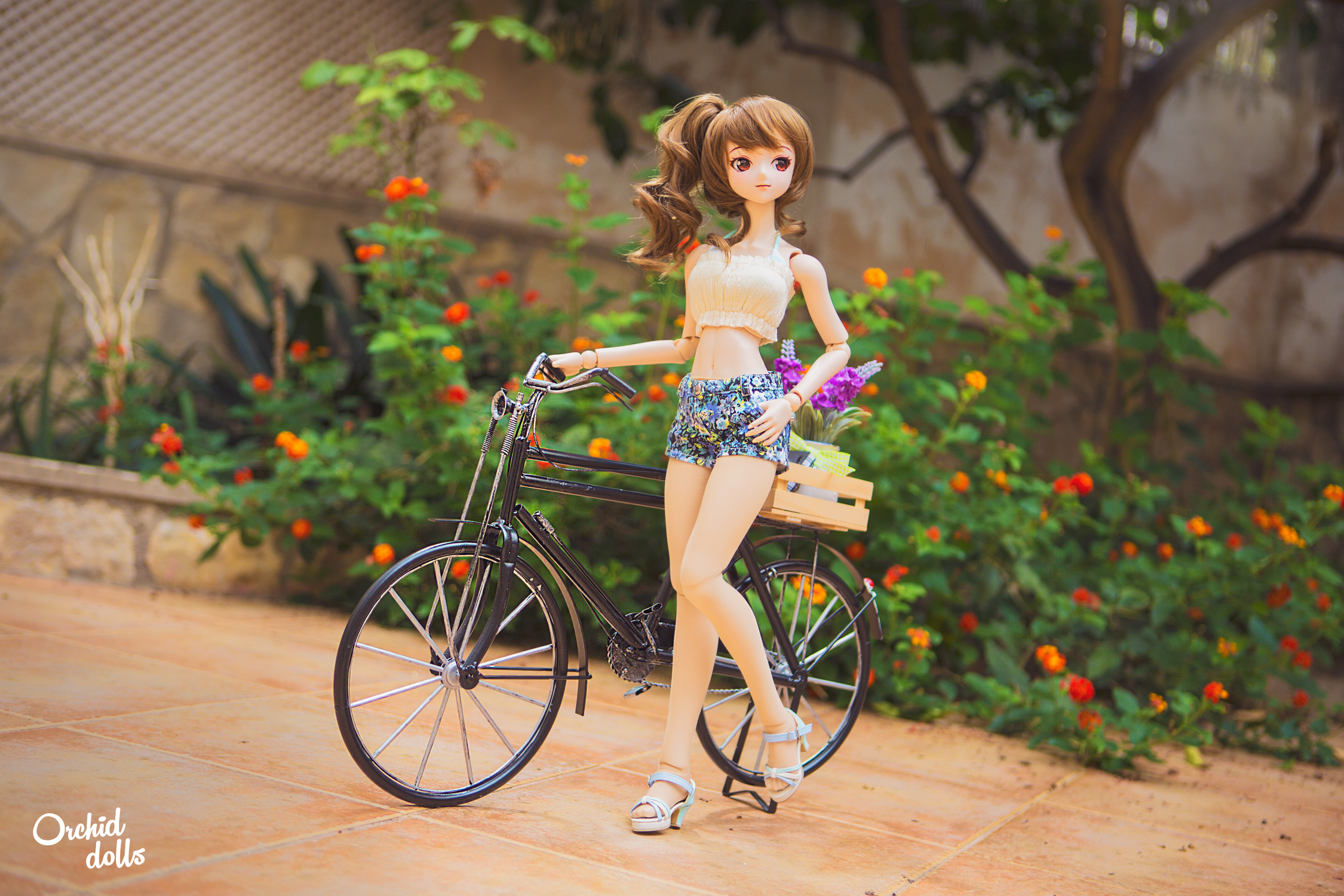 custom Dollfie Dream DDH-09