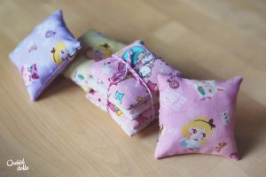doll cushions
