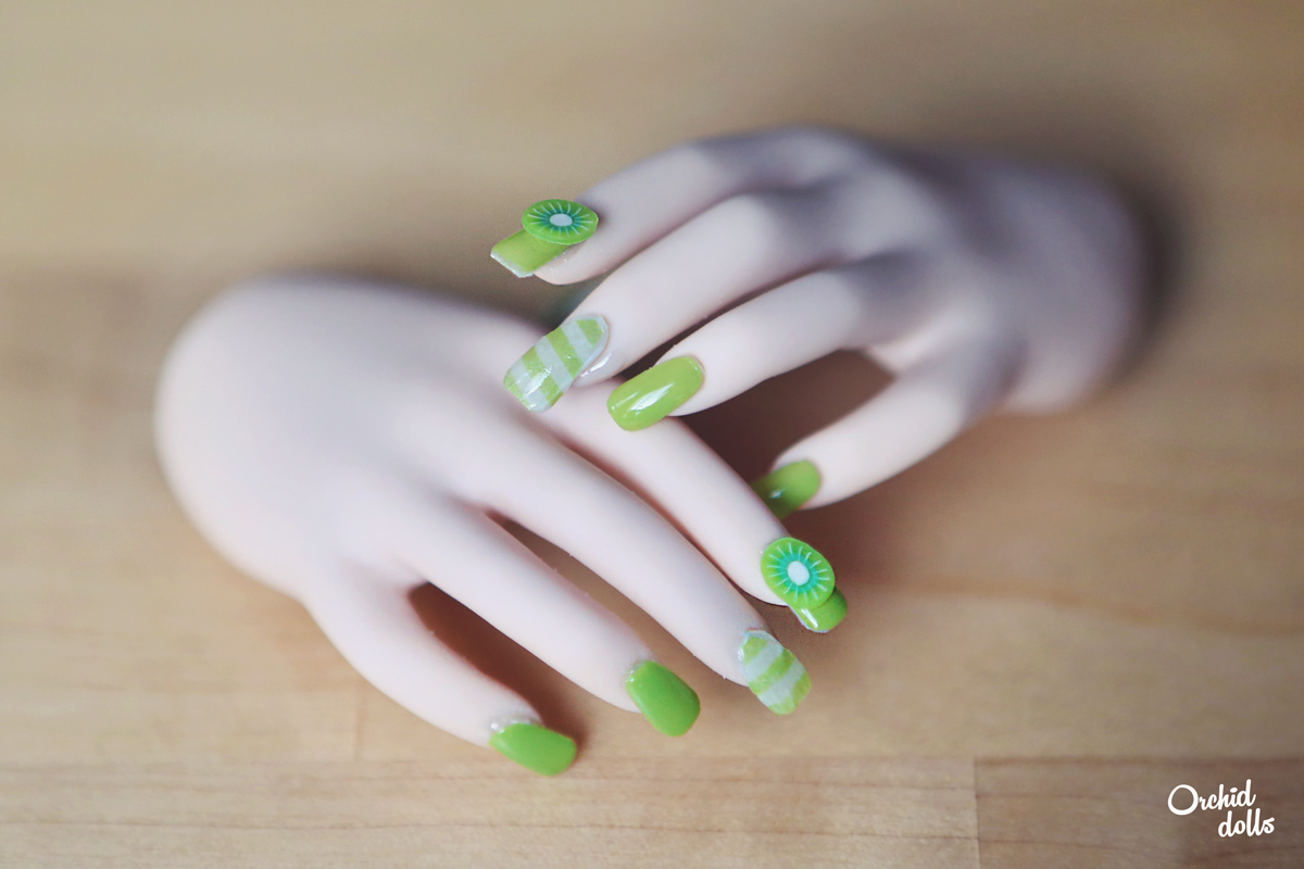 dollfie dream nails