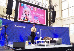 animefest doll photography