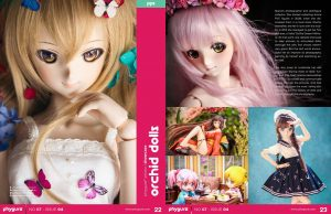 doll photography