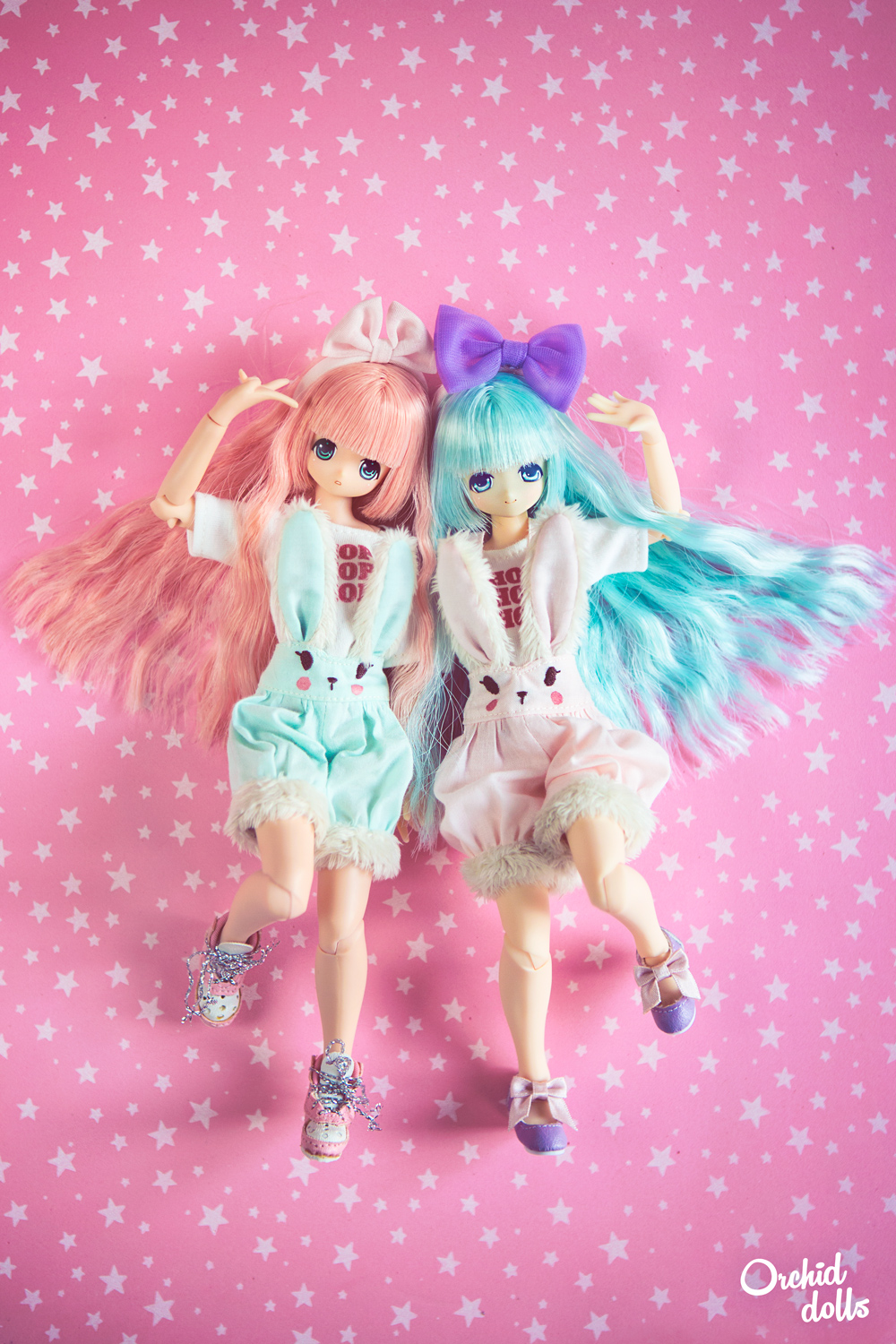 Azone kawaii fairy kei pure neemo