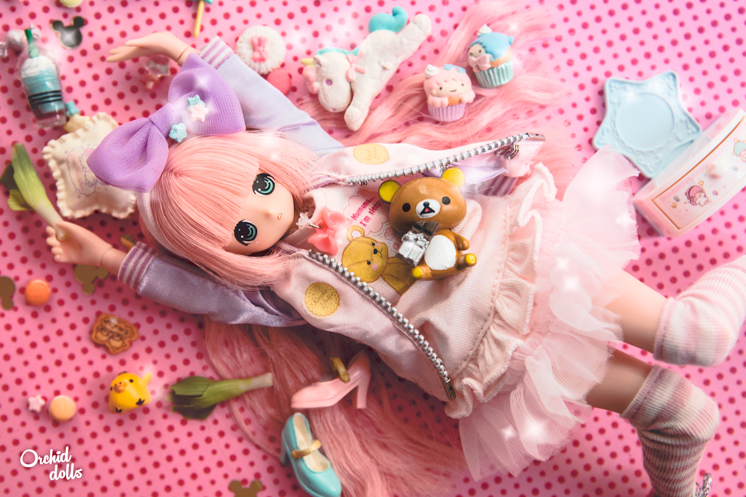 azone pure neemo chiika sweet dream ex cute lily fairy kei
