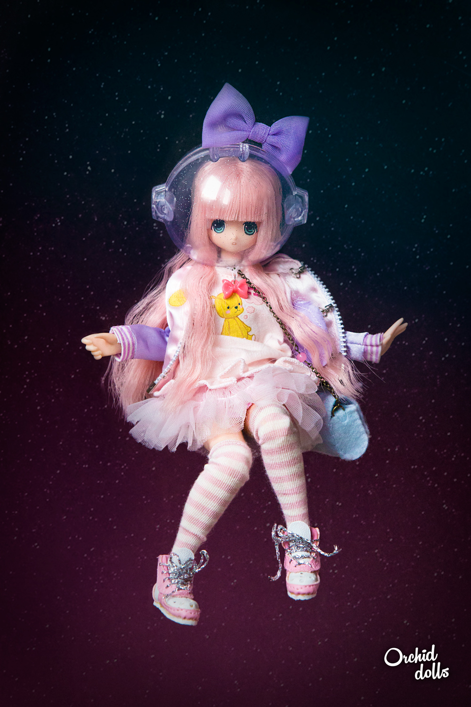 Azone Pure Neemo Chiika Fairy Kei astronauta adorable