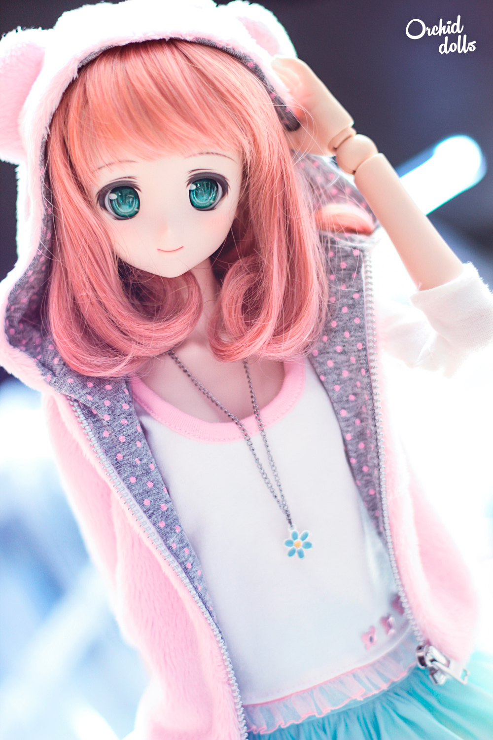 Dollfie Dream Millhiore Kawaii fairy kei