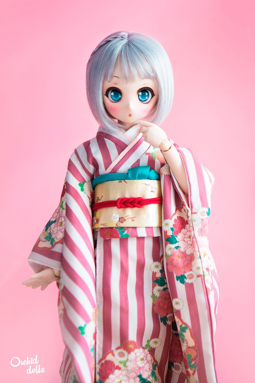 Mini Dollfie Dream Nebula kimono